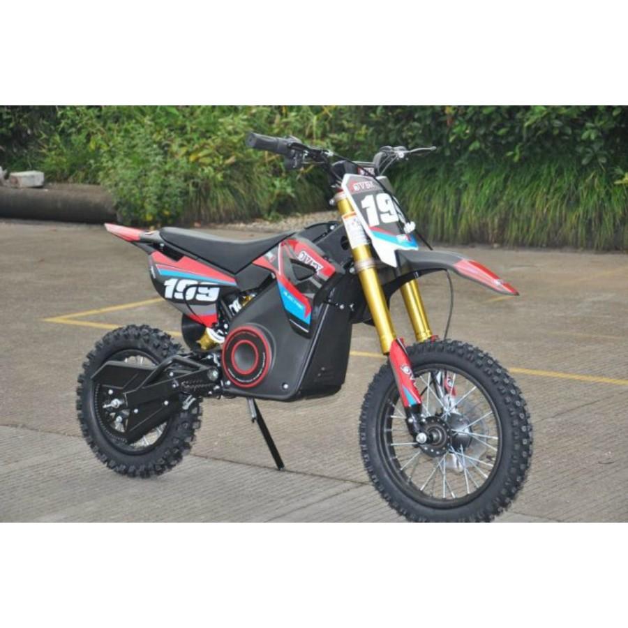 MOTO CROSS 1000W POWER ON
